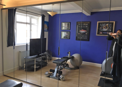 Amersham Bedroom/Gym